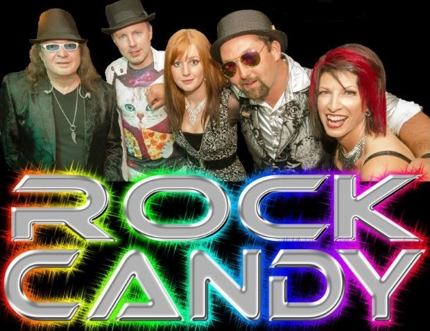 Book ROCK CANDY for a cabaret dance party or corporate event