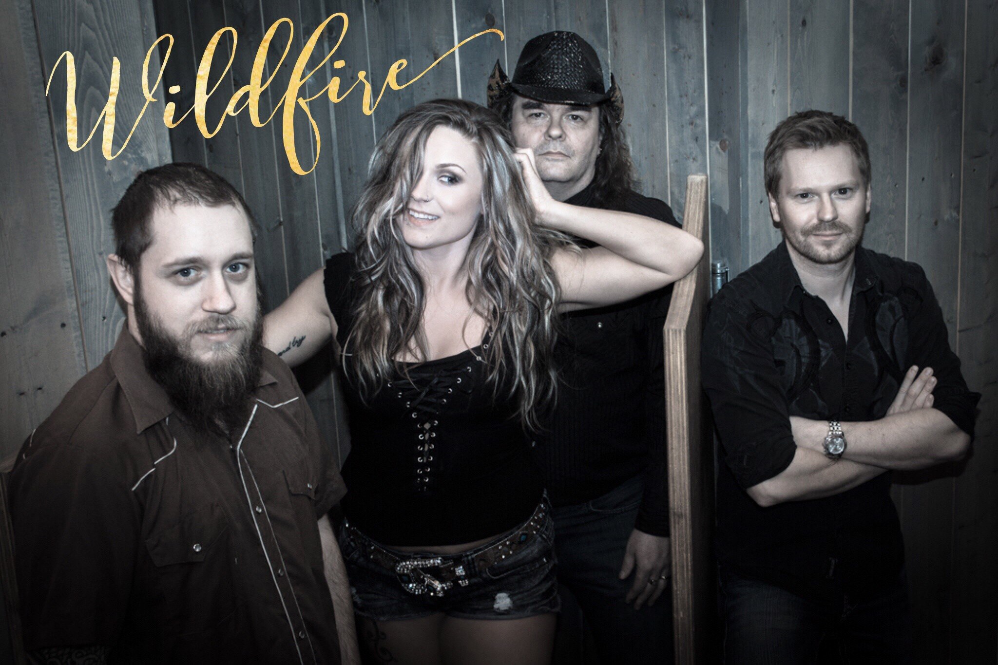 Book Wildfire the Country Rock Band here